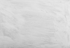 White washed soft wood surface as background texture Stock Image
