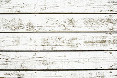 White washed wood Stock Images