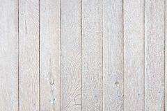 White washed wooden planks. Wood texture Royalty Free Stock Photography