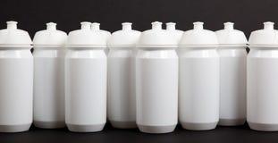 White water bottles Royalty Free Stock Photos