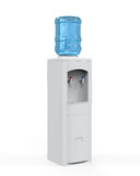 White Water Cooler Stock Images