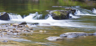 White water long exposure Stock Photography