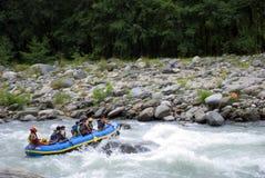 Free White Water Rafting Stock Photo - 25601290