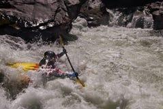 White water rafting Royalty Free Stock Photos