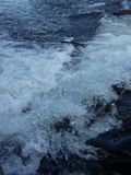 White water stock photography