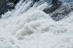 White water rapids background; Stock Images