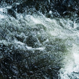 White water rapids background; Royalty Free Stock Photography