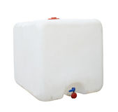 White Water Tank Royalty Free Stock Photo