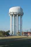 White Water Tower Royalty Free Stock Image