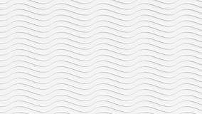 White waves background Stock Photos