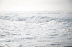 White Waves Stock Photo