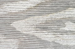 White weathered textured wood Royalty Free Stock Photo