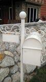 White western mail box Royalty Free Stock Photos