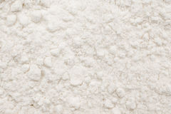 White Wheat Flour Powder Royalty Free Stock Image