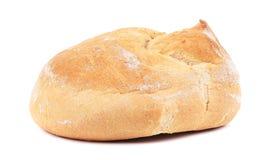 White wheat round bread Royalty Free Stock Photos