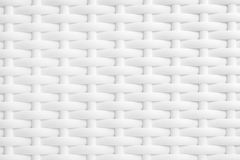 White wicker texture Stock Photo