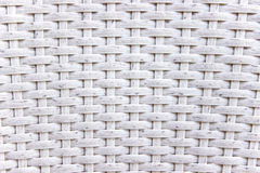 White wicker woven texture Stock Images