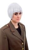 White wig Stock Photos