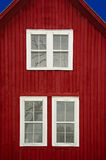 White Window Royalty Free Stock Images
