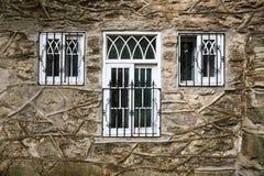 White window Royalty Free Stock Image