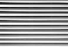 White window blind stripes Royalty Free Stock Photo