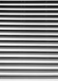 White window blind stripes Royalty Free Stock Photography
