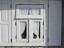 White window royalty free stock photos