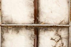 White Window Frame Background Texture Royalty Free Stock Photo
