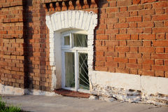 White window Stock Images