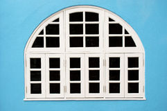 White windows Royalty Free Stock Photos