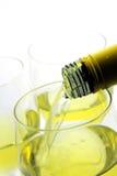 White Wine Royalty Free Stock Photo