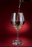 White wine Royalty Free Stock Photos