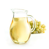White wine Stock Image