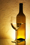 White wine Royalty Free Stock Image
