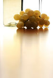 White Wine Abstract royalty free stock photo