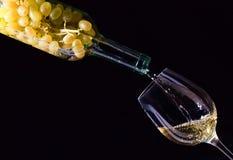 White wine Stock Photography