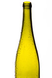 White wine bottle Royalty Free Stock Photography