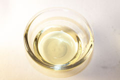 White wine vinegar Royalty Free Stock Images