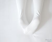 White - Winter 0.1 Stock Photography