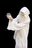 White Wizard Stock Images