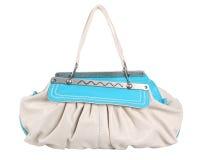 White woman bag Stock Image