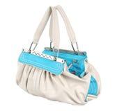 White woman bag Stock Photos