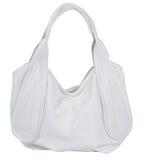 White woman bag Stock Photo