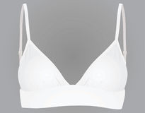 White women bra Royalty Free Stock Photo