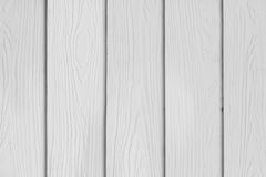 White wood as texture and background Stock Images