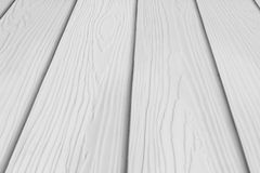 White wood as texture and background Royalty Free Stock Photo