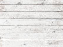 Old white wood background or texture