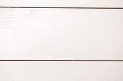 White wood background Stock Image