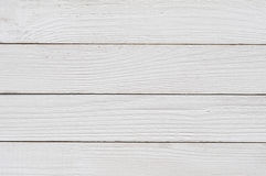 White wood background Royalty Free Stock Photo