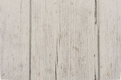 White wood boards background Stock Photos